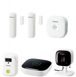Panasonic Smart Home Monitoring Kit