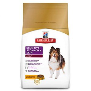 Hills Science Diet Sensitive Stomach & Skin Dry Dog Food