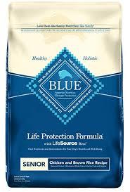 Blue Buffalo Life Protection Formula Natural Senior Dry Dog Food