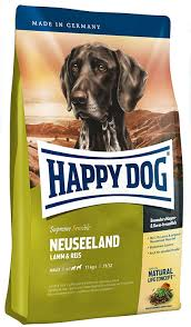 Happy Dog Dry Dog Food Supreme New Zealand Lamb and Rice Sensitive