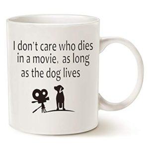 MAUAG MUG Funny Dog Coffee Mug