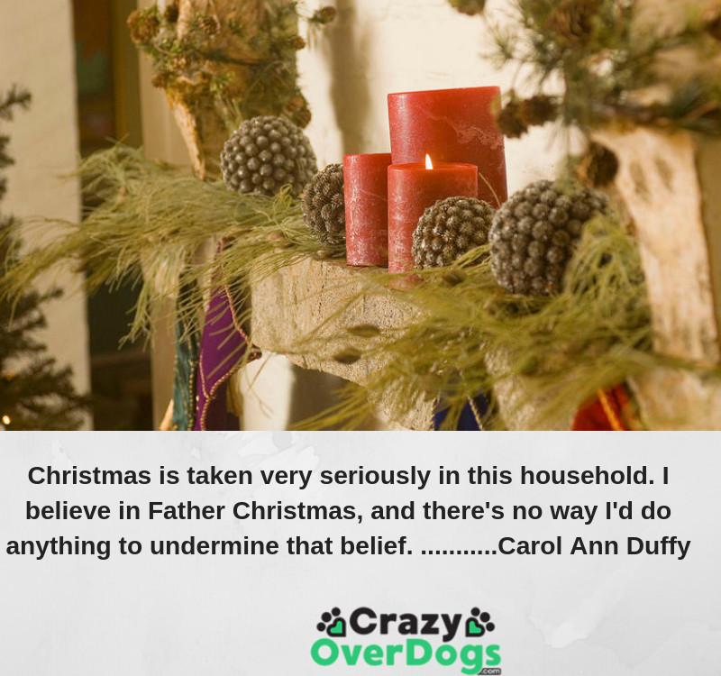 christmas quotes - carol ann duffy