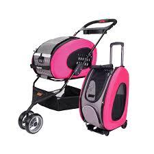 Ibiyaya All-in-One Multifunction Stroller for Dogs