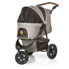 TOGfit Pet Roadster - Luxury Pet Stroller for Puppy, Senior Dog or Cat: