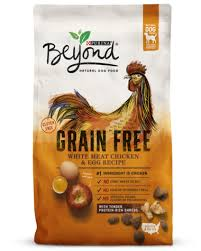 Beyond Natural Dry Dog Food, Grain Free