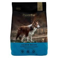 Paw & Fur- Dry Dog Food, Salmon Recipe