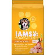 Iams ProActive Health Smart Puppy Original Dry Dog Food:
