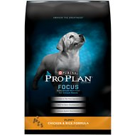 Purina Pro Plan Focus Puppy Chicken & Rice Formula Dry Dog Food: