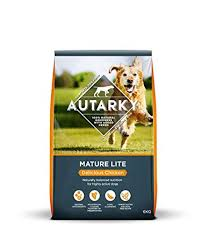 Autarky Hypoallergenic Mature Lite Delicious Chicken Dry Dog Food for Senior Dogs: