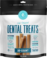 best dental treats for dogs