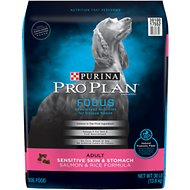 Purina Pro Plan Focus Adult Sensitive Skin & Stomach Salmon & Rice Formula Dry Dog Food