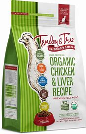 Tender & True Organic Chicken & Liver Recipe Grain-Free Dry Dog Food