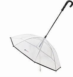 LesyPet Dog Umbrella with Leash: