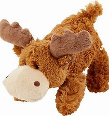 Best Gifts For Dog Lovers- KONG Cozie Marvin Moose Plush Dog Toy