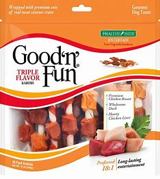 best dog treats - Good 'n' Fun Dog Chews