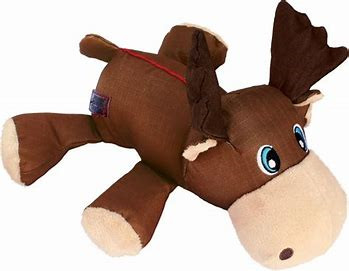 Best Dog Toys - KONG Cozie Ultra Max Moose Dog Toy: