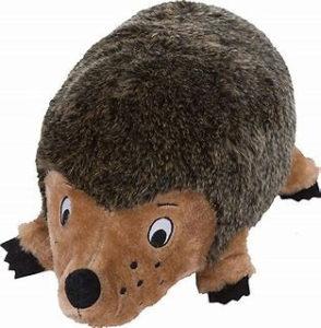 Best Dog Toys - Outward Hound HedgehogZ Squeaky Plush Dog Toy