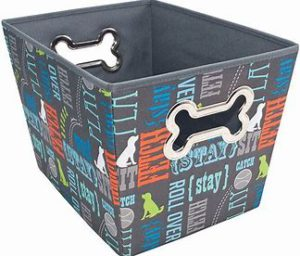 Best New Dog Products - toy bin