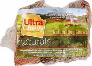 best dog treats - Ultra Chewy Dog Treats- 3 Pack: