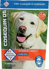 dog vitamins and supplements