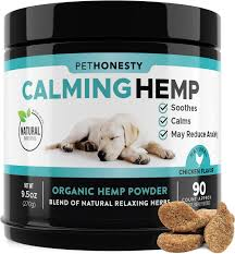 best dog calming aids