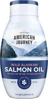 American Journey Wild Alaskan Salmon Oil: