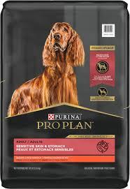 Purina Pro Plan Focus Adult Sensitive Skin & Stomach Salmon & Rice Formula Dry Dog Food: